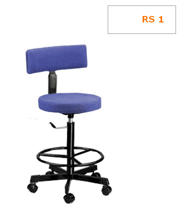 Back Rest Stool India Revolving Back Rest Stool Mumbai